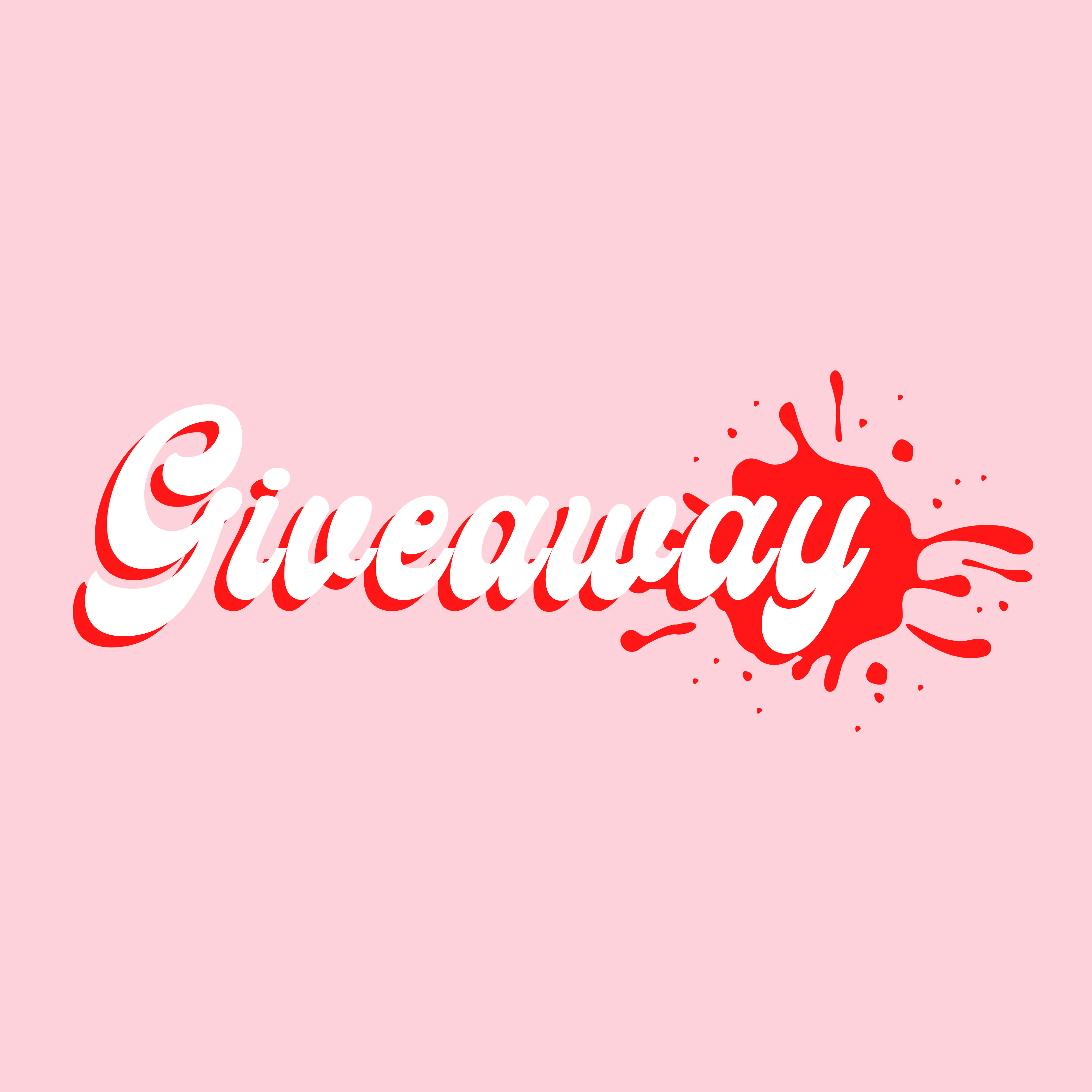 July Giveaway!
